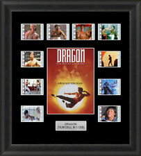 DRAGON THE BRUCE LEE STORY FILM CELL MEMORABILIA