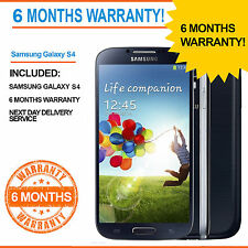 Samsung Galaxy S4 GT-I9505 S 4 - 16 GB - Black Mist (Unlocked)