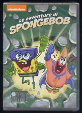 Le Avventure di SPONGEBOB include Waterman e Supervista - DVD edicola sigill 395