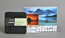 Lee Filters Foundation Kit with 77mm Wide Angle Adapter Ring and Little Stopper