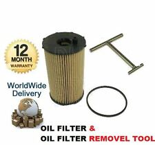 FOR JAGUAR S TYPE XF XJ LAND ROVER DISCOVERY 2.7 04-  OIL FILTER & REMOVAL TOOL