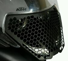 KTM RC 125/200/390 Head Light Guard 2014 onwards by Evotech Performance