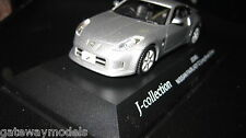 J COLLECTION NISSAN FAIRLADY Z LONG NOSE (350Z) SILVER  JC065