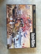 Axis and Allies 1941 - Board Game