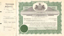 Acadia Press, Inc. > 1962 Pennsylvania Academic Press stock certificate share