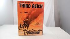 VINTAGE RISE DECLINE THIRD REICH 813 BOOKSHELF GAME 1974 UNPUNCHED