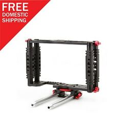 Kamerar Tank TK-2 cage with Rods support DSLR Camera Cage Kit Canon5D 6D 7D