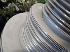 """CHINA PEARL """"ANNIE"""" FINE CHINA DISH DINNER SET FOR 8 56PC"""