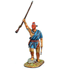 First Legion: AWI088 Woodland Indian Chief with Raised Musket