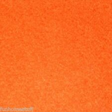 8' Cut Billiard 8 FT Pool Table Cloth Stain Resistant Leisure Felt Fabric ORANGE