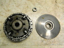 09 Yamaha XP500 XP 500 TMax T Max Scooter front primary drive clutch