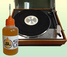 100% Synthetic Oil For Goldring Lenco Or Any Turntable Slick Liquid Lube Bearing