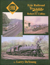 ERIE Railroad Trackside (225+ great color photos of Steam & Early Diesel) NEW