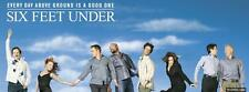 DVD SIX FEET UNDER 1,2,3,4,5 STAGIONE SERIE TV COMPLETA
