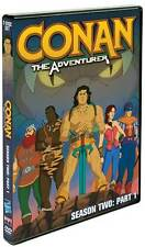 CONAN THE ADVENTURER: SEASON TWO PT ONE (Janyse Jaud) - DVD - Region 1 Sealed