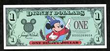 DISNEY DOLLARS, 1997A, UNCIRCULATED, THE 10TH YEAR