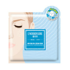[L'HERBOFLORE] Tranexamic Acid and Truffle Whitening 3D Face & Neck Mask 3pcs