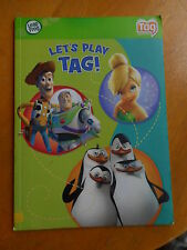 Leap Frog Let's Play Tag! Sampler Book