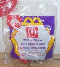 1995 Mcdonalds Happy Meal Toy Rodeo Hamburglar MIP