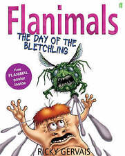 Flanimals: The Day of the Bletchling,Ricky Gervais,New Book mon0000022555