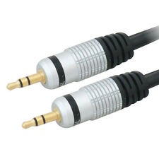 MX Aux Cable 3.5mm For Car,Ipod,Iphone,Ipad,Mp3 Player &Mobile 5 Mtrs-MX 2384B