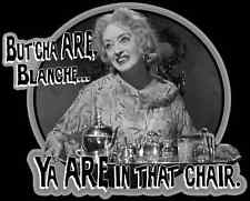 "60's Cult Classic What Ever Happened to Baby Jane? ""But'cha ARE"" custom tee"