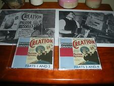 PHOTO-DRAMA OF CREATION Collector Set Photos Watchtower Jehovah IBSA C.T.Russell