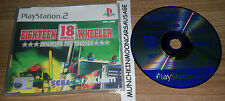 18 Eighteen Wheeler American Pro Trucker Full Game Promo Sony PlayStation 2 PS2
