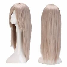 Fancy Cosplay Hair Wig Women Long Straight Curly Wavy Ombre Costume Full Wigs #a