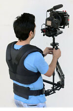 Flycam HD- 5000 Handheld Video Camera Stabilizer with Comfort Arm & Vest Kit