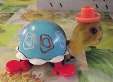 Ancienne Tortue 1962 FISHER PRICE USA VINTAGE