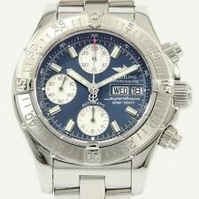 Authentic BREITLING A13340 A111C16PRS Chrono Super Ocean Automatic  #260-001-...