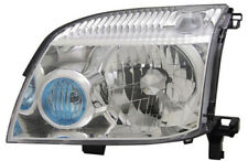 Chrome clear finish Left side H4 headlight for NISSAN X Trail T30 from 01 TYC