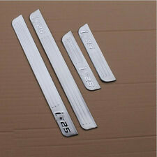 Stainless Steel Door Sill Scuff Plate Protector for Hyundai IX-25