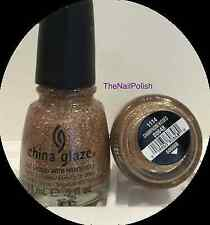 China Glaze Champagne Kisses #1114 80648 Holiday Joy 2012 Nail Polish NEW