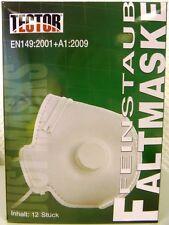 24 ST FFP2 Masque anti-poussière avec Soupape Type TECTOR 4203