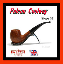 FALCON COOLWAY FILTER BRIAR PIPE (SHAPE No 21)
