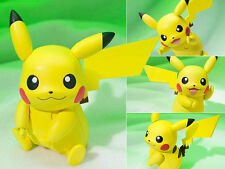 Pokemon Pocket Monster Pikachu SHF S.H.Figuarts Action Figure Figur 10cm No Box
