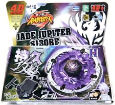 Jade Jupiter Metal Fusion Fight Fury Masters Beyblade Set w/ Launcher NIP