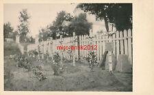 Foto, Wehrmacht, Gräber deutscher Soldaten, Lublin, Polen