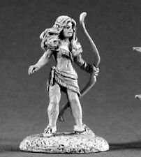 Reaper Miniatures AHLISSA OF THE BLADE FEMALE ARCHER Dark Heaven Legends 02163