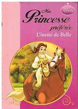l'invité de Belle