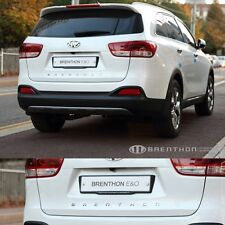 BRENTHON Lettering Emblem CHROME for KIA Sorento