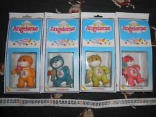 4 ANGELORSO Tante Mosse Action  CAREBEARS CARE BEARS ORSETTI CUORE
