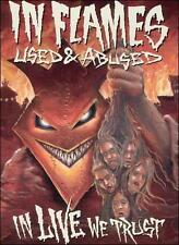 In Flames: Used and Abused... In Live We Trust DVD, Anders Fridén, Björn Gelotte