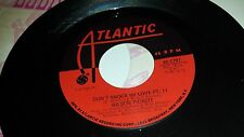 WILSON PICKETT Don't Knock My Love Pt. 1 & II ATLANTIC 2797 45