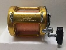 Penn International II 50TW Wide Spool Conventional Reel with Line - Ships Today