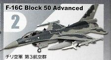 F-Toys 1/144   F-16C Block 50 Advanced Chilean AF  Fighting Falcon High Spec 2