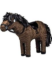 Horse Theme Pinata - Great for childrens partys - fill with sweets or gifts