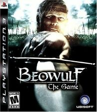 Beowulf: The Game (Sony PlayStation 3, NTSC, PS3, Complete)